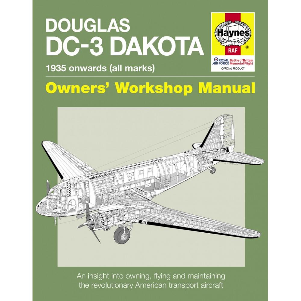 Haynes Publishing H5070 Douglas DC-3 Dakota Manual