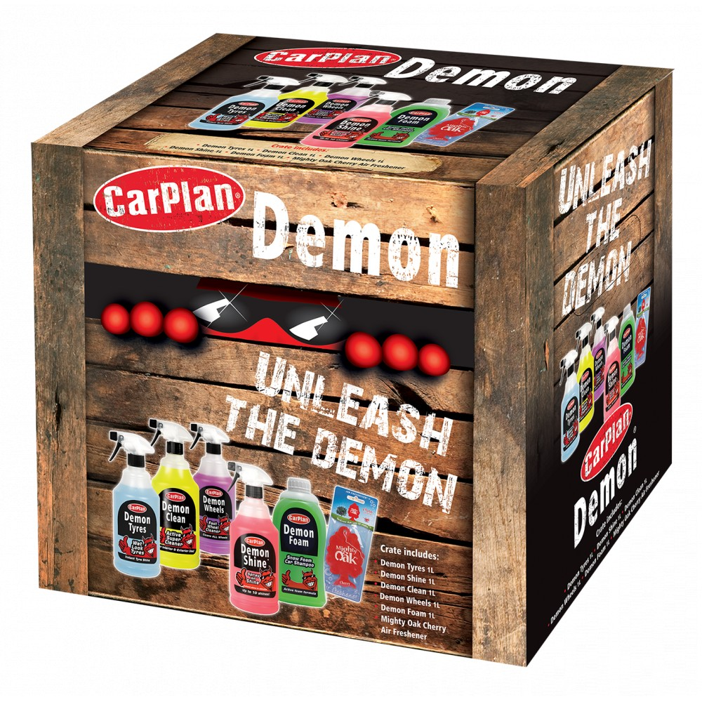 Image for CarPlan DGP001 Demon Gift Pack