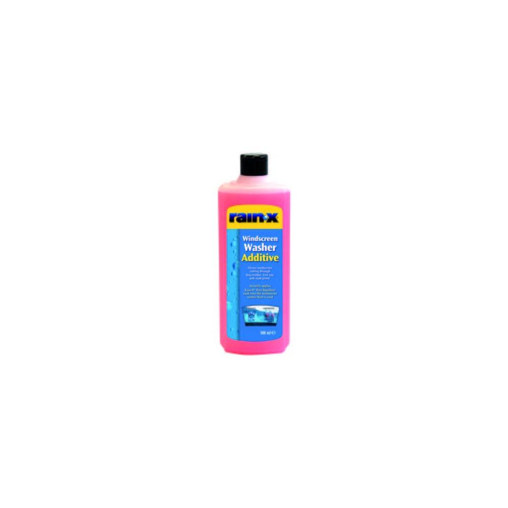 Rain-X 83199500 Windscreen Washer Additive 500ml - Tetrosyl Express Ltd