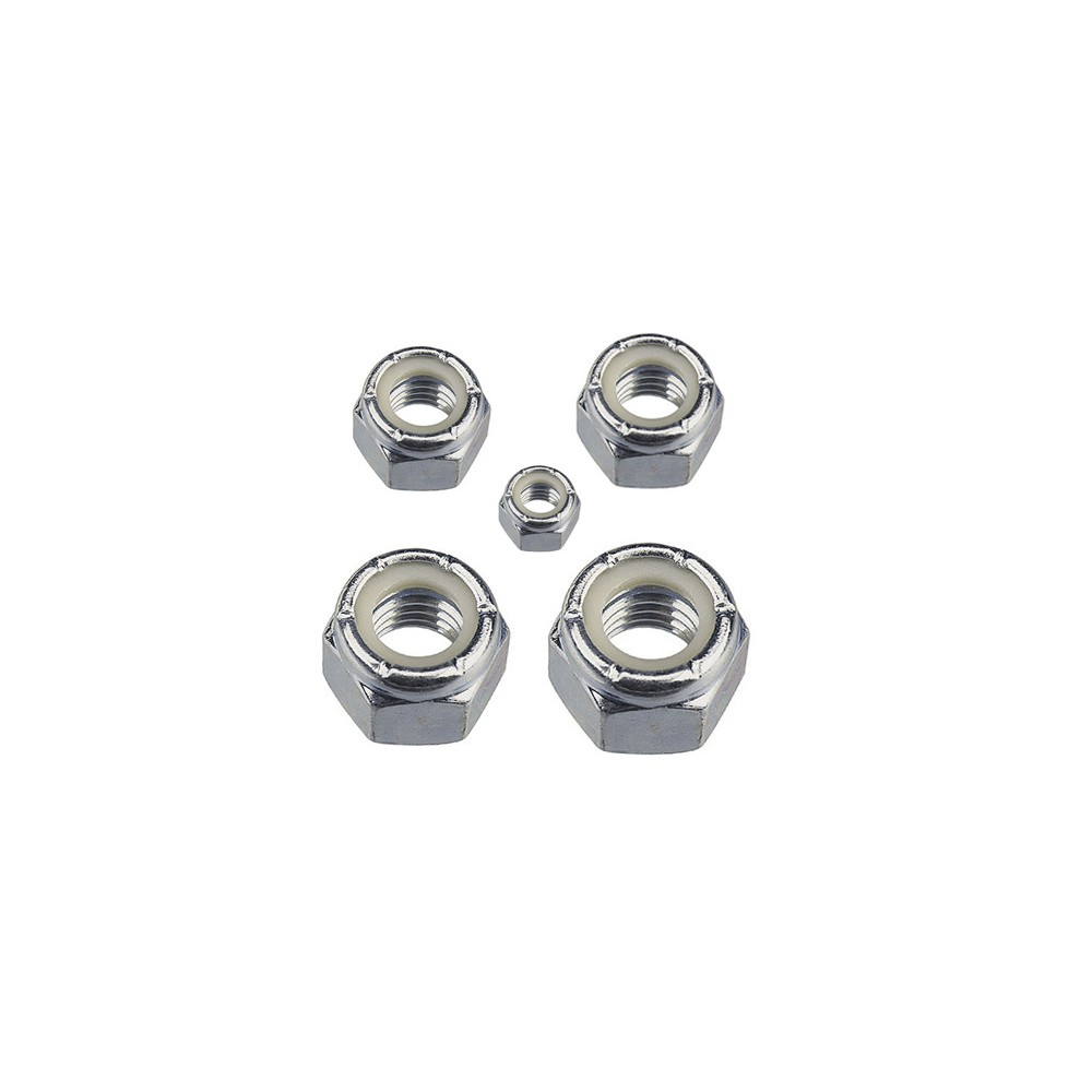 Image for Pearl PNN159 Self Locking Nut M8 Pk 50