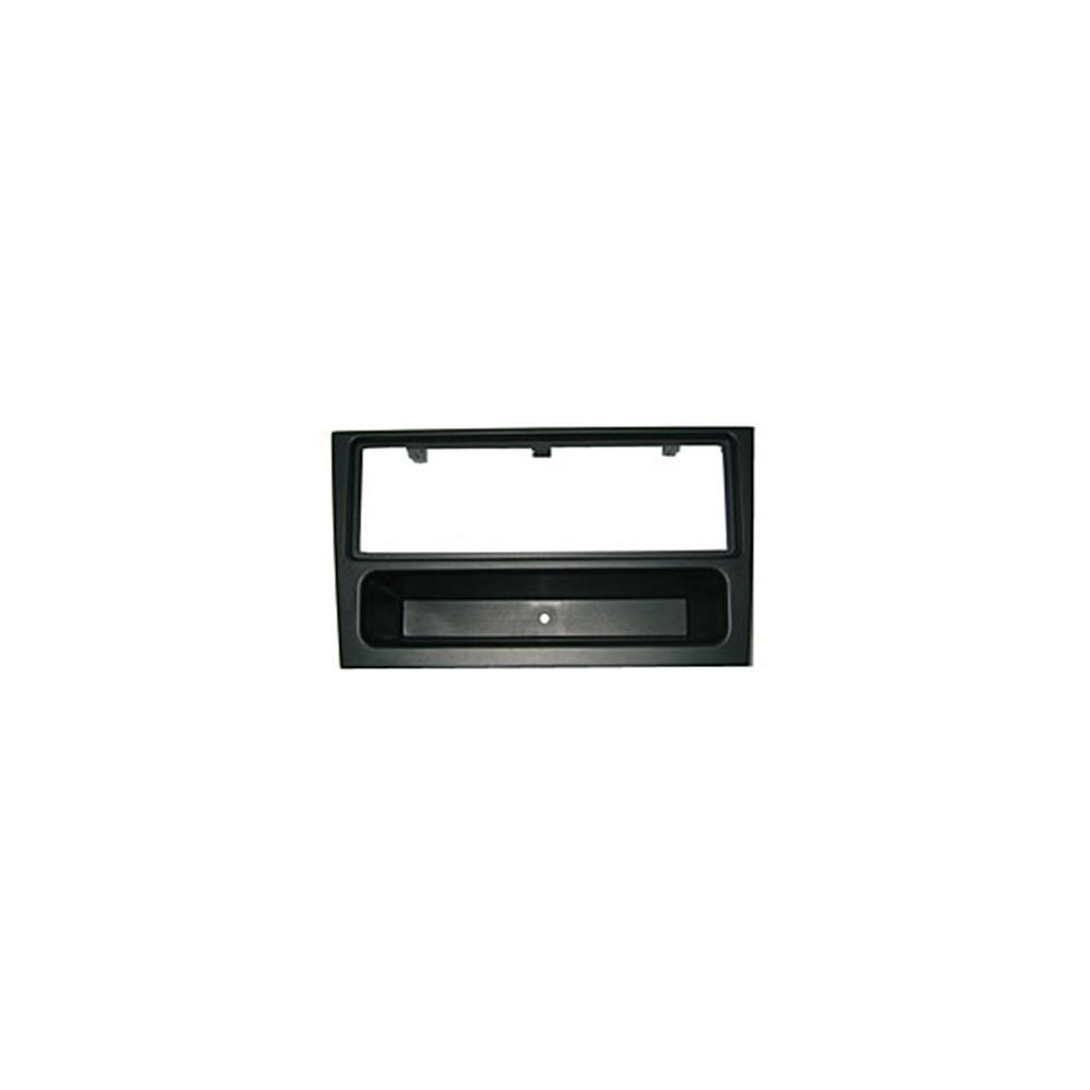 Autoleads FP-14-00 Car Audio Single DIN Facia Adaptor Black