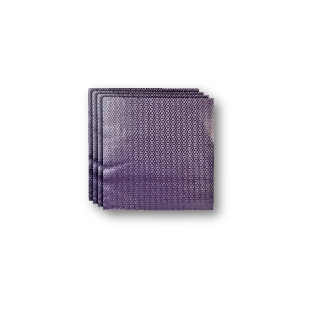Tetrosyl Sdp500 Textured Sound Deadening Pads Box Of 4